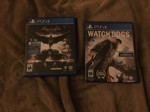 Ps 4 games for Sale in Los Angeles, CA