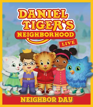 Daniel Tiger Live 2/26 for Sale in Tucson, AZ