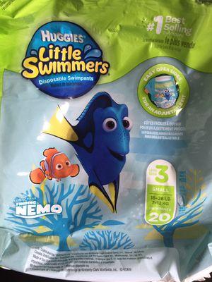 Huggies Little swimmers for Sale in Dallas, TX