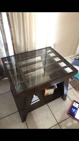 End tables and coffee table for Sale in Houston, TX