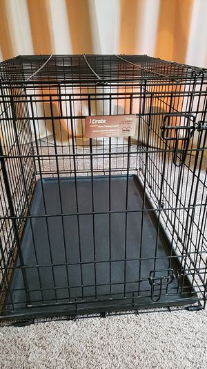 Dog crate by iCrate for Sale in Charlotte, NC