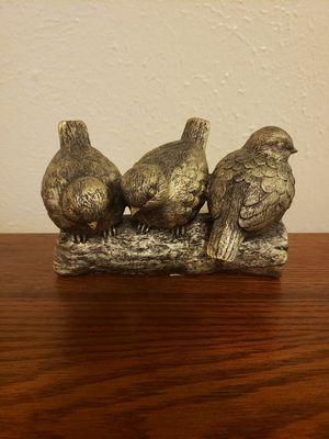 3 little bird decor for Sale in Killeen, TX