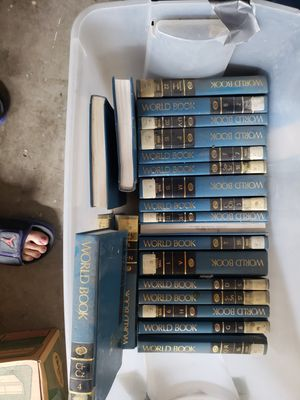Set of 22 encyclopedia for Sale in Antioch, CA