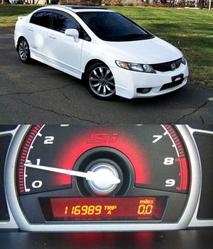 2009 Honda Civic SI For $1000 CleanTitle for Sale in Seattle, WA