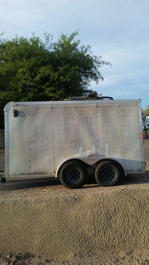 Enclosed 6×12 Trailer for Sale in Apache Junction, AZ