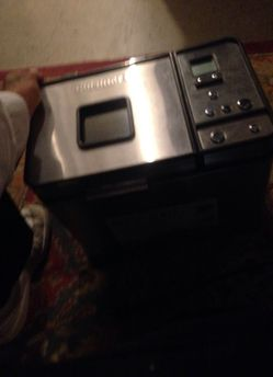 Cuisinart convection bread maker for Sale in Austin,  TX
