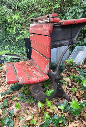 Antique School Desk Frame for Sale in Marietta, GA