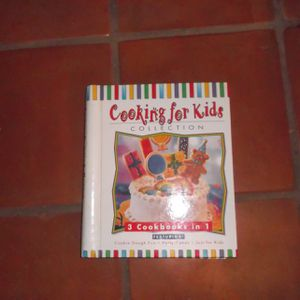 2 Kids Books - Cooking & Craftng for Sale in Atlanta, GA