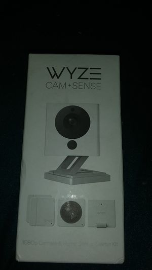 Brand new wyze camera wifi for Sale in Pleasant Hill, IA