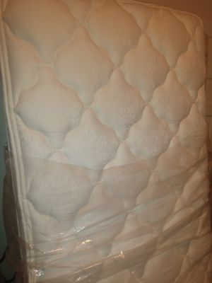 Full size and twin size mattress set 60 and $75 each for Sale in Greensboro, NC