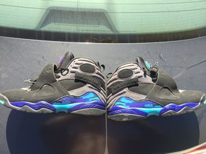Air jordan Aqua 8–Sz 13 for Sale in Fresno, CA