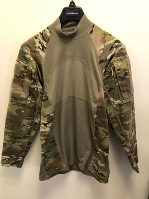 ACS Army Combat Shirt Medium Multicam OCP Camo Flame Resistant US Army USGI for Sale in Pasco, WA