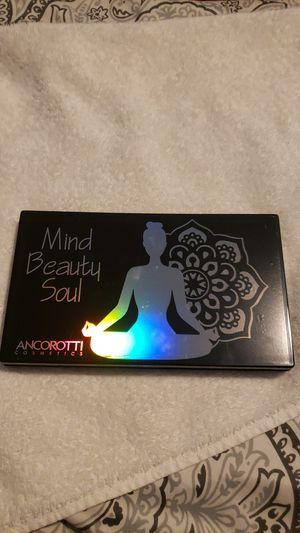 Ancorotti mind beauty soul palette for Sale in Rosemead, CA