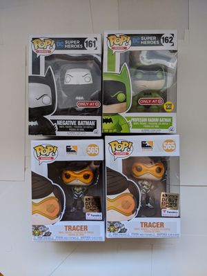 Funko POP! Target and Fanatics Exclusives for Sale in Houston, TX