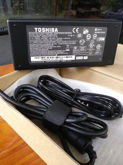 Toshiba laptop computer AC adapter for Sale in Estero,  FL
