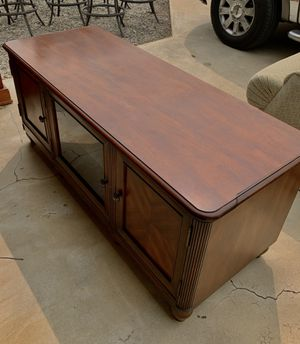 Entertainment console for Sale in Upland, CA