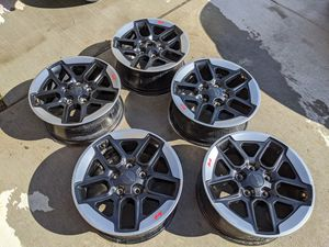 Jeep Rubicon JL wheels for Sale in Homestead, PA
