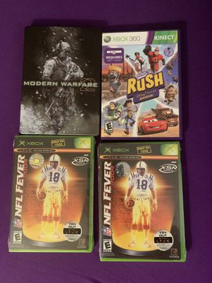 Xbox Game Lot for Sale in Lynnwood, WA