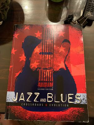 Jazz and blues crossroads and evolution for Sale in Temecula, CA