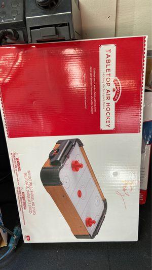 Table top air hockey for Sale in Phoenix, AZ