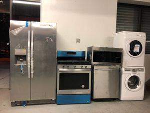 4 piece set whirlpool for Sale in Linden, NJ