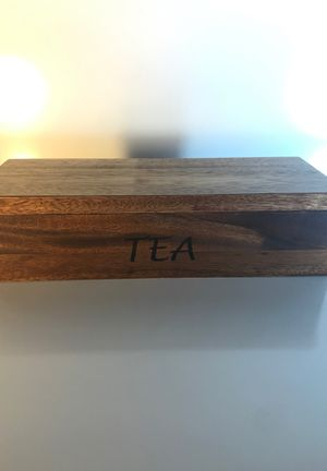 Tea Box for Sale in Peoria, AZ