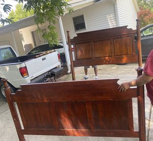 King Size Bed Frame for Sale in Thomasville, NC
