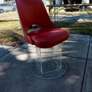 LUCITE CHAIR 70S MID CENTURY for Sale in Lake Worth, FL