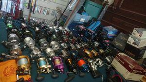 Fishing Reels for Sale in Carlsbad, CA