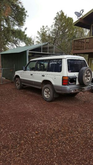 1995 Montero trade for camper for Sale in Pinetop, AZ