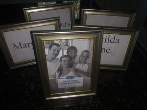 5 Matching Photo Frames for Sale in Lancaster, PA
