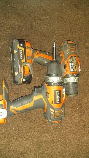 Ridgid drills for Sale in Perris, CA