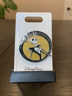 Disney Pins Jack Skellington for Sale in Norwalk,  CA