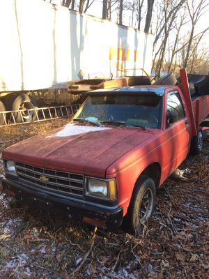1991 Chevy S-10 Pickup PARTING OUT for Sale in Burrillville, RI