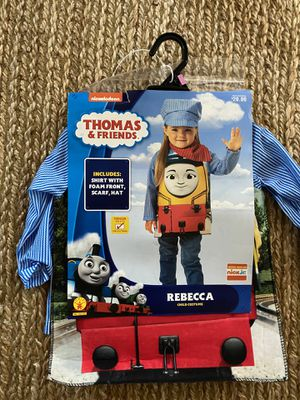 New Thomas the train toddler 3-4T Halloween costume for Sale in Phoenix, AZ