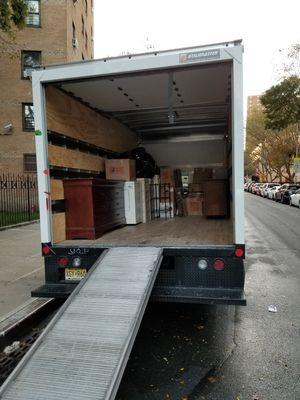 Two men and a box truck for Sale in Brooklyn, NY