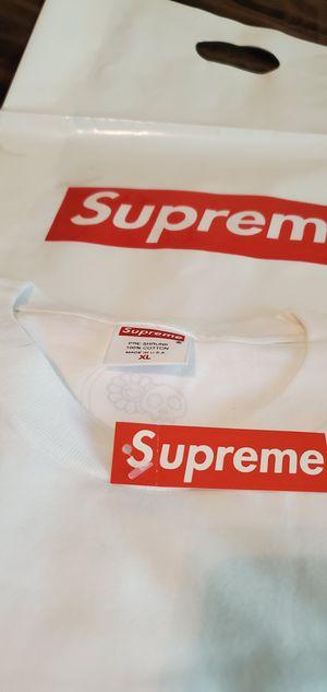 Supreme Covid Relief Box Logo Tee XL for Sale in Vancouver, WA