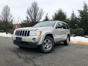 2007 jeep grand cherokee limited for Sale in Sterling, VA