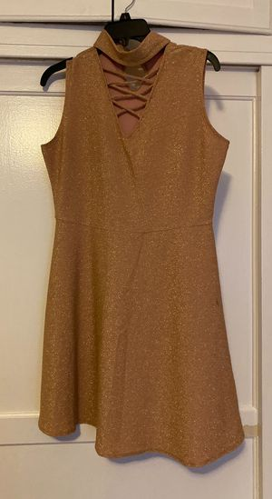 Dress Metallic Shimmer for Sale in Los Angeles, CA