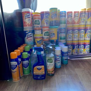 DISINFECTING ITEMS for Sale in Olney, MD