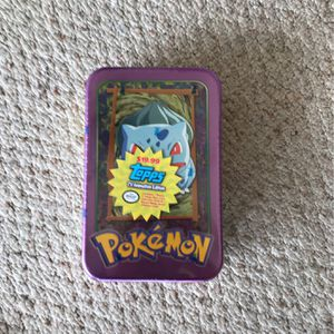 Pokemon Card Set-Bulbasaur for Sale in League City, TX
