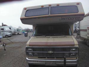 84 Fleetwood Jamboree RV for Sale in Saline, MI