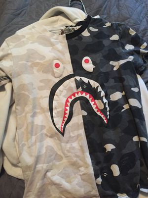 Glow in the dark bape tee for Sale in Freehold, NJ