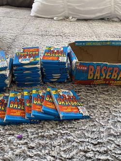 Baseball Cards Fleer 1990 for Sale in Rocklin,  CA