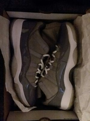 Retro 11 Cool grey for Sale in Columbus, OH