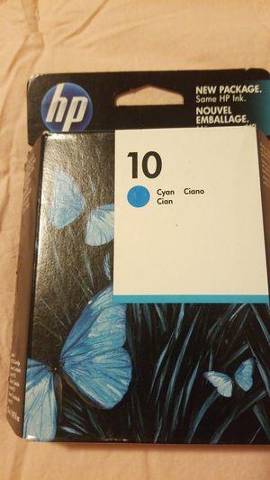 HP 10 CYAN for Sale in Brea, CA
