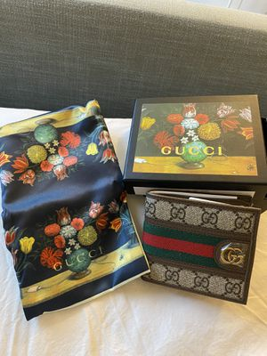 Men's GG Gucci Wallet for Sale in Henderson, NV