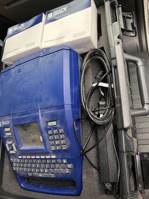 Brady printer label machine.. for Sale in Prattville, AL
