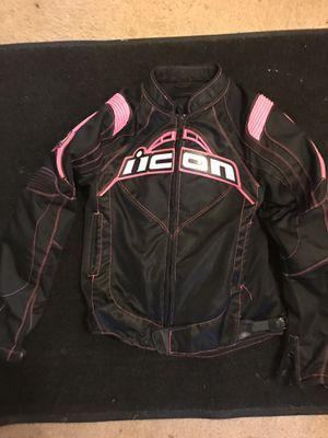 Women's motorcycle jacket size small for Sale in Rockville, MD