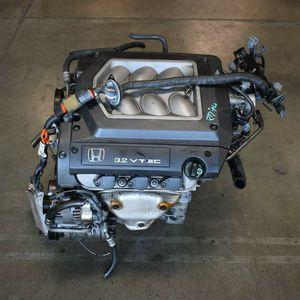 JDM J32A Honda 1999 2000 2001 2002 2003 Acura TL 01-03 Acura CL 3.2L V6 SOHC Base Model Engine for Sale in Ontario, CA